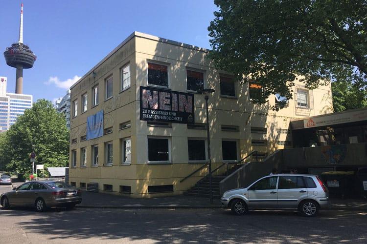 Nachbarschaftsheim Gebäude