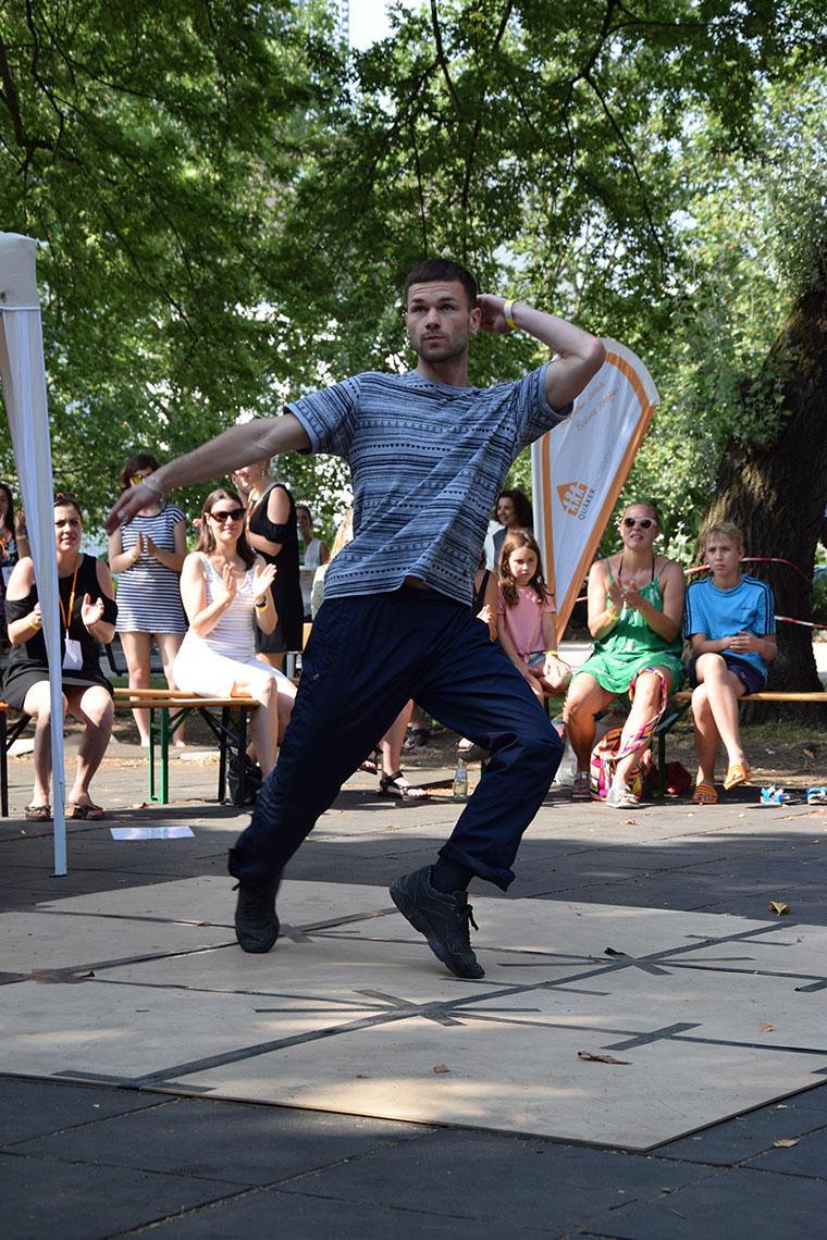 Dancebattle