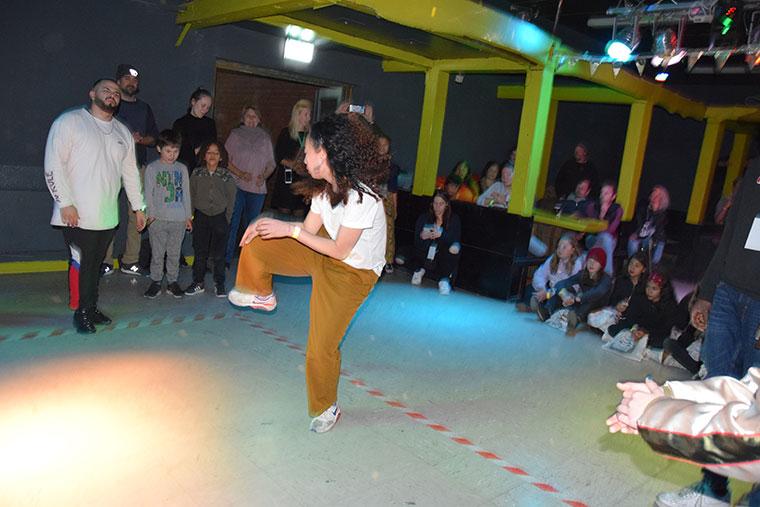 Dance Battle Vol. 3