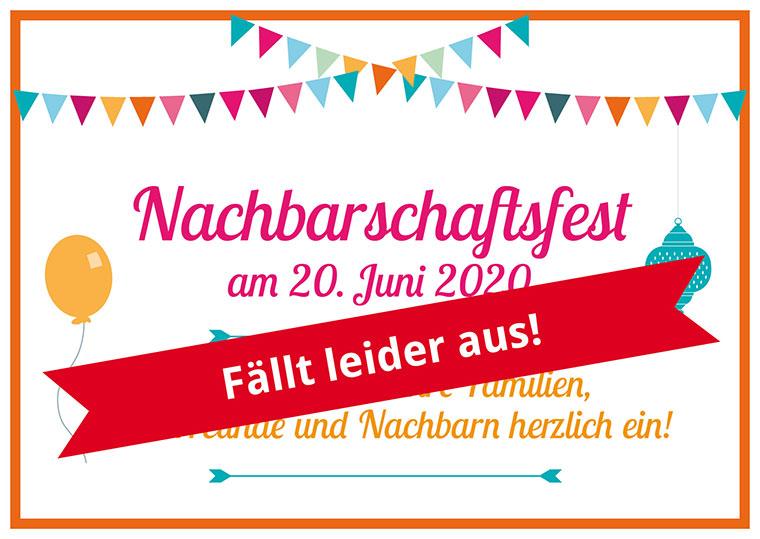 Beitragsbild_Absage_Sommerfest